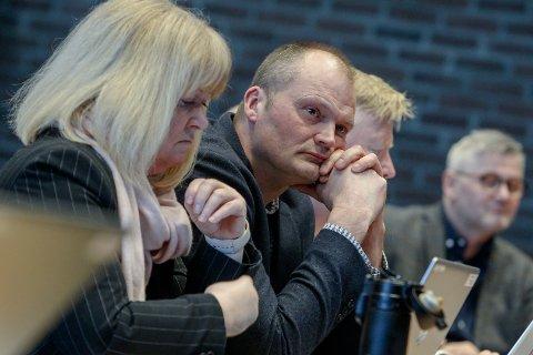 IMOT BRØYTESTANS: – Jeg syns det er veldig uheldig at dette skal ramme boligeiere, sier Harald Fløgstad (Høyre).