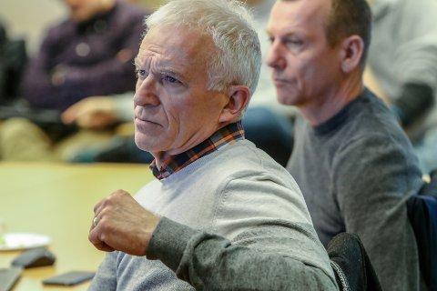 Arild Svenson (Ny kurs) ønsker å utsette høringsfrister i like mange antall dager som koronaviruset rammer.