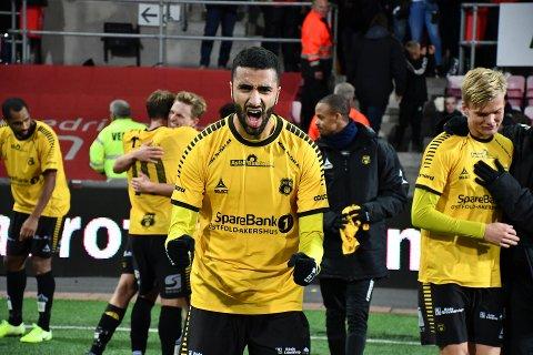 NÆRMER SEG: 8. juni kan bli datoen Shadi Ali og resten av MFK-spillerne kan sette i gang MFK-treninger med fullkontakt.