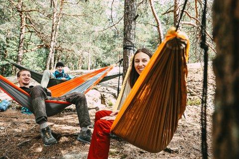 BILLIG: Norsk Friluftsliv har en rekke tips til hvordan man kan få nesten gratis sommerfeie i Norge i år.