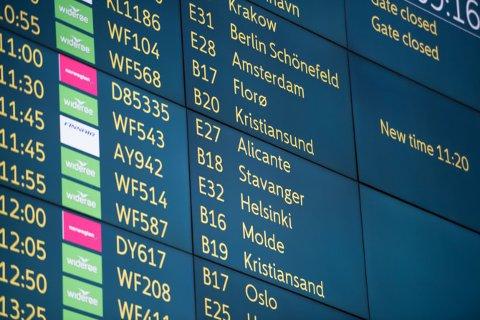 BLIR RØDT: Det frarådes ikke-nødvendige reiser til Spania og Andorra fra midnatt av.