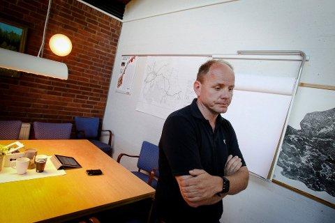 KORONA: Ordfører Reidar Kaabbel synes det er leit å høre at Våler har fått sitt første koronadødsfall.