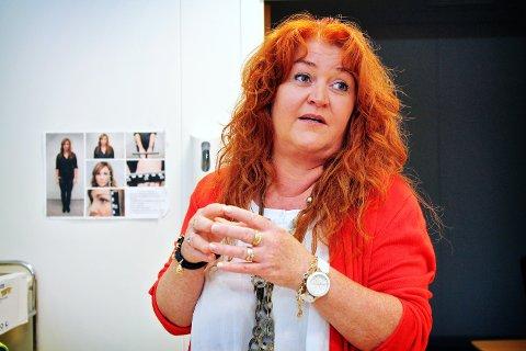 Leder ved overgrepsmottaket i Fredrikstad, Ann Helen Lomsdalen