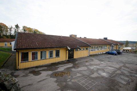 NYTT NAVN: Kirkebygden ungdomsskole skifter navn til Våler ungdomsskole.