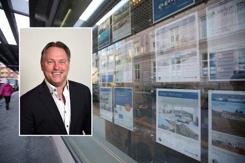 TIDLIG: Øyvind Valdal Østnor mener det først og fremst er viktig å starte tidlig når man skal ha boliglån.