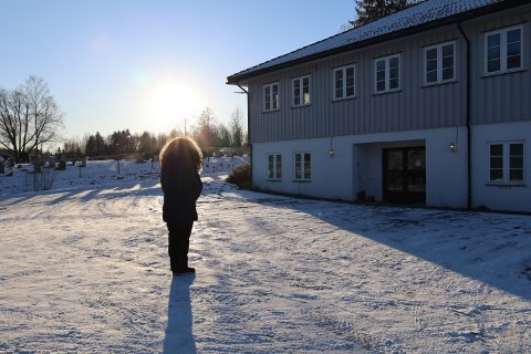 Hver tirsdag er det møte i Vestby menighetshus. Illustrasjonsfoto.