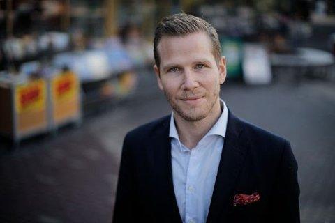 PRESENTERER TOPPLISTEN: Are Vittersø, daglig leder i Prisjakt.