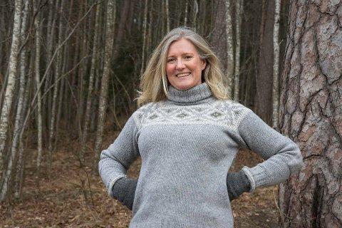 """MYE OPPMERKSOMHET: Det ble mye oppstyr etter at Gunhild Alvik Nyborg deltok i """"Debatten"""" på NRK for et år siden. Hun har fortsatt samme standpunkt og har også fått mange støttespillere."""