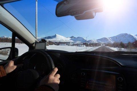 Trygg Trafikk stort trykk på norske veier i påsken kan føre til mange trafikkulykker.