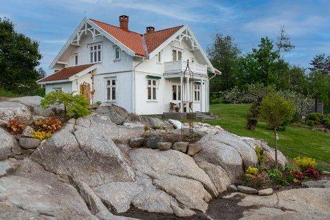 Sveitservillaen i Soleveien i Vestby har allerede fått tre ganger så mange klikk som forventet på Finn.no.