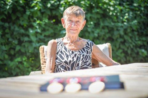 LØPER: Mariann Stenbakk begynte å løpe i slutten av 20-årene. Siden har hun aldri stoppet. – Jeg liker å trene, men jeg må også ha et mål, forteller hun.