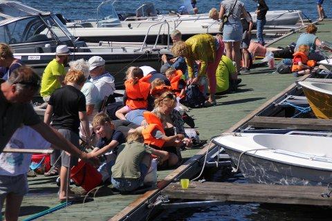 I 2019 ble det arrangert en konkurranse i krabbefisking, konkurransen arrangeres også i år.
