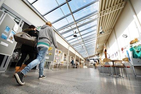 FRITT VALG: Regjeringa vil ha fritt skolevalg i de videregående skolene fra høsten 2022.