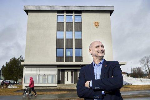 PÅ TINGET? Nå er det avgjort hvem som blir andrekandidat på stortingslista til Sp. Det ble overhallaordfører Per Olav Tyldum.