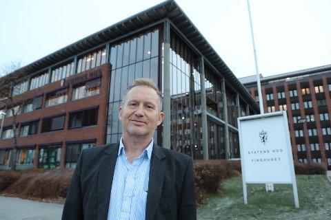 Oppvekst- og velferdsdirektør: Erik Stene