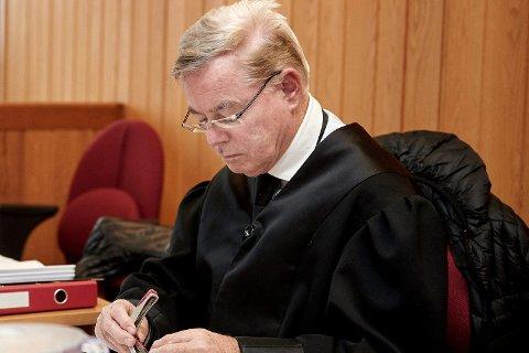Forsvarer: Advokat Rolf Christensen er mannens forsvarer.