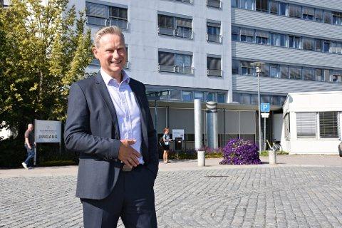 NY JOBB: Kjetil Mjøsund blir kommunedirektør i Indre Fosen kommune.