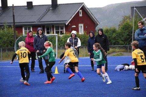 SESONGSTART: Bydelsserien har blitt arrangert i Namsos hvert år siden 1974. Mandag starter årets sesong, til glede for små og store.