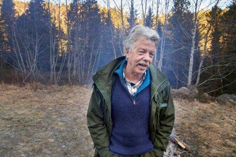 LANDSSTYRE: Torbjørn Lindseth er valgt inn i landsstyret i Motvind. FOTO: BJØRN TORE NESS