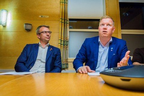GRATIS SKOLEMAT: I samarbeidsavtalen mellom Ap, Krf og Frp var et av punktene innføring av gratis skolemat. Nå er Nærøysund Ungdomsråd lei av å vente.