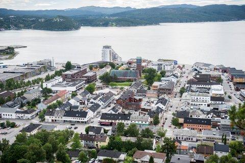 KJØPTE FØR JUL: 20 eiendommer i Namdalen skiftet eier de siste dagene før jul.