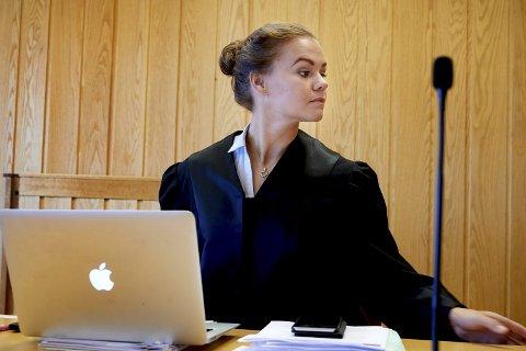 BISTANDSADVOKAT: Eli Anne Krystad er de fornærmedes bistandsadvokat.