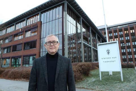 OPTIMIST: Fylkeslege Jan Vaage i Trøndelag ser optimistisk på progresjonen i Trøndelag, og tror at massevaksineringen av befolkningen skal være i gang over påske.