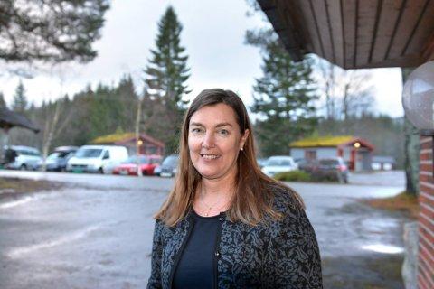 GLAD FOR SKATTELETTE: Stortingsrepresentant Elin Agdestein (H) håper at skatteletten for kraftselskaper som nå foreslås i statsbudsjettet vil generere aktivitet og flere jobber.