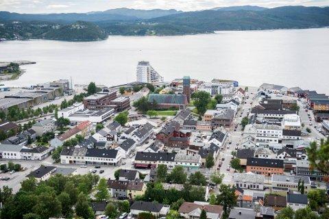 SOLID OVERSKUDD: Etter sitt første år som storkommune landet Namsos solid på beina rent økonomisk, mye takket være svært lavt rentenivå og millioner fra Havbruksfondet.