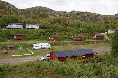 LEGGER NED DRIFTA: Aglen camping AS informerte mandag om at de ikke skal drive videre etter uenighet med grunneier om grunnleia.