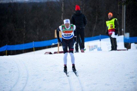 MØTER BJØRGEN: Laila Kveli skal møte Marit Bjørgen i søndagens Vasaloppet.