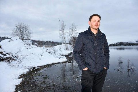 KORONAFRI KOMMUNE: Hans Oskar Devik er ordfører i Røyrvik, en av tre koronafrie kommuner i Namdalen.