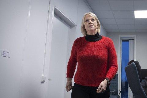 IKKE OVERRASKET: Ordfører Arnhild Holstad er ikke overrasket over økt smitte i kommunen. Men er spent på den videre utviklinga, og om det blir behov for egne lokale smitteverntiltak.