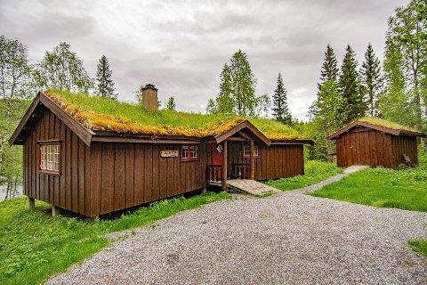 NAMSSKOGAN: Osvasstua i Namsskogan er en av Statsskogs mest ettertraktede hytter.
