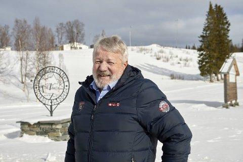 Rådmann: – Vær ute, hold avstand og følg smittevernreglene på våre butikker, oppfordrer rådmann Karl Audun Fagerli i Lierne.