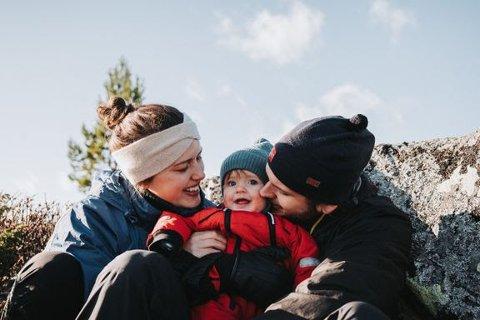 UT PÅ TUR: Ni av ti nordmenn er interessert i friluftsliv, og fra helga arrangeres Friluftslivets uke. Da blir det en rekke aktiviteter å være med på også i Namdalen.