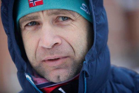 INGEN FRIPLASS: Ole Einar Bjørndalen får ikke friplass av IOC i OL.