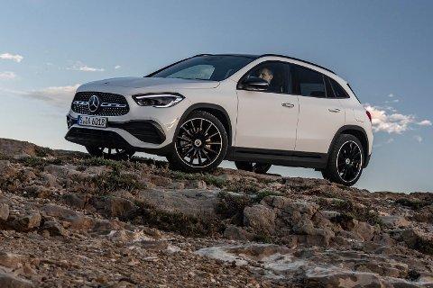 Mercedes GLA kommer nå i helt ny utgave. For Norge er det ikke minst viktig at den nå også har blitt ladbar hybrid.