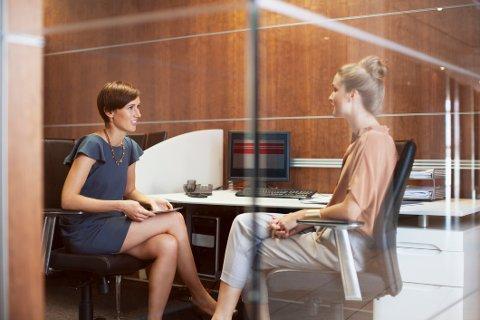 JOBBINTERVJU: Hva sier du egentlig når du skal redegjøre for «svake sider»? Jobbekspertene har svaret.