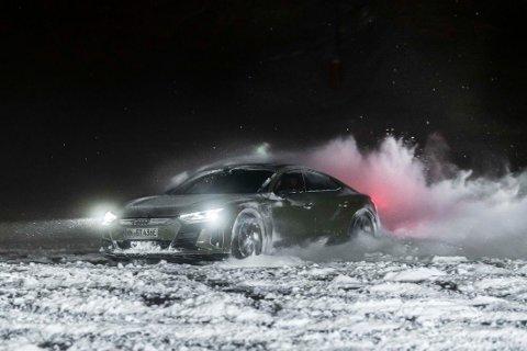 Joda, elbil kan være skikkelig moro, når den er så rask, sprek og velbalansert som dette.