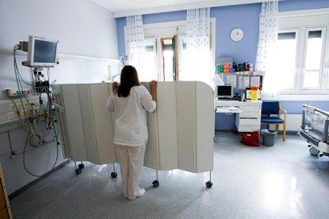 Kvinnen stevnet arbeidsgiver St. Olavs hospital HF. Bildet er kun en illustrasjon, og kvinnen på bildet har ingenting med saken å gjøre.