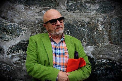 Kjell Erik Killi Olsen bruker mye av formuen sin på hjembyen Trondheim.