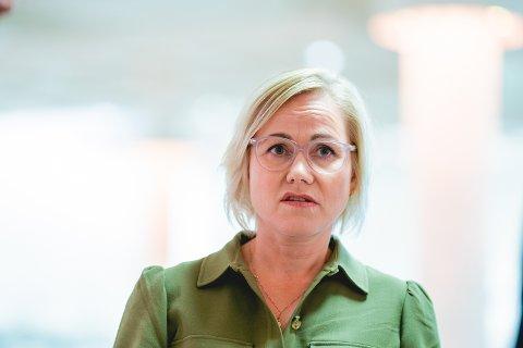BEKREFTER SAK: Ingvild Kjerkol, leder i Trøndelag Ap, er ordknapp om styremøtet de skal ha fredag.