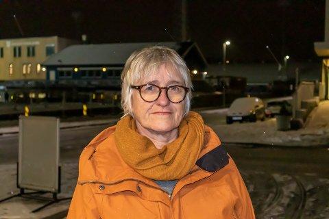Helen Svea Olsen, leder ved Heimdal barne- og familietjeneste.