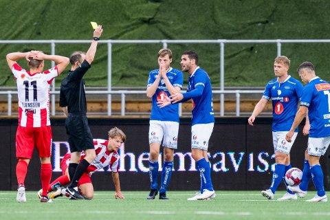 Kanskje blir det romsjulskvalik og Boxing Day-kamp i norsk fotball denne sesongen, i stedet for julebukk og julecup i futsal.