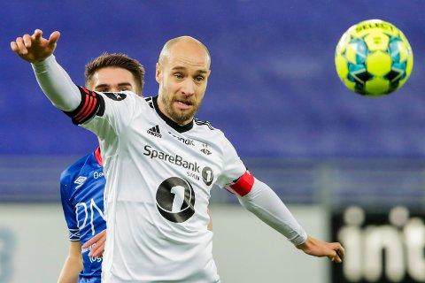 Tore Reginiussen fikk sin annen kamp i tysk Bundesliga nesten 11 år etter den første. Fredag debuterte han for St. Pauli. Foto: Terje Bendiksby / NTB