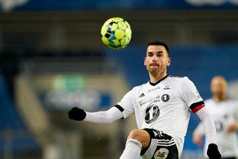 Dino Islamovic ble toppscorer i Rosenborg i 2020-sesongen. Nå skal han være jaktet av Malmö, ifølge svensk storavis.