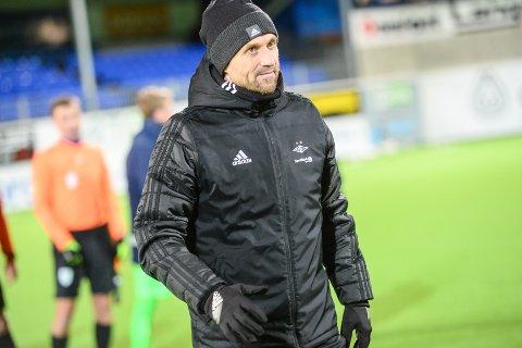 Tre baklengsmål og tap til tross: Eirik Horneland kjente igjen ting fra det han mener skal være et godt RBK-lag.