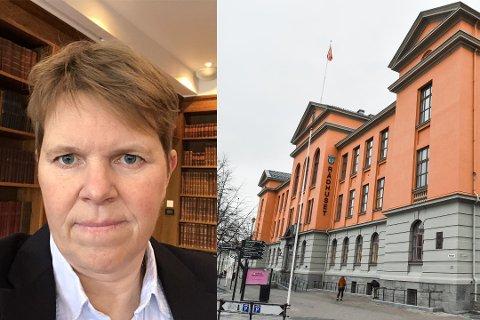 KREVER SVAR: Ingrid Skjøtskift krever svar på hvorfor Trondheim kommune fortsatt bryter loven.
