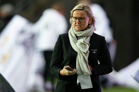 Daglig leder i RBK, Tove Moe Dyrhaug, håper klubben får midlene de har søkt om. Hvis ikke kan det være kritisk for klubben.